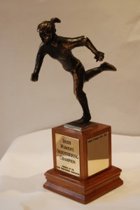 Irish Womens O Champion Trophy-side
