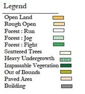 Map Legend