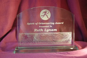 Spirit of O award- ruth lynam 2013