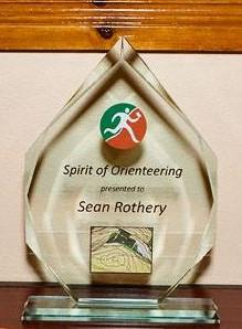 spirit of O sean rohttery