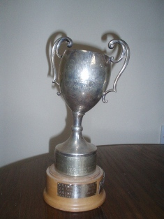 Irish Womens Champion Trophy