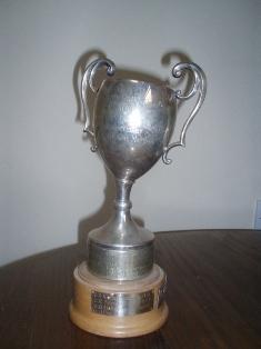 Irish Womens Champion Trophy