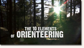 10 Elements of Orienteering