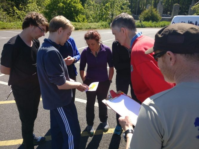 Level 1 Orienteering Instructor Training 18th & 19th April