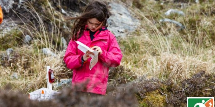 Orienteering improves concentration