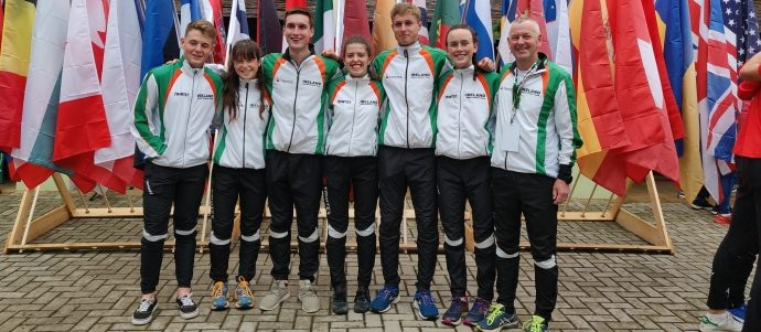 JWOC 2018 Team in Hungary