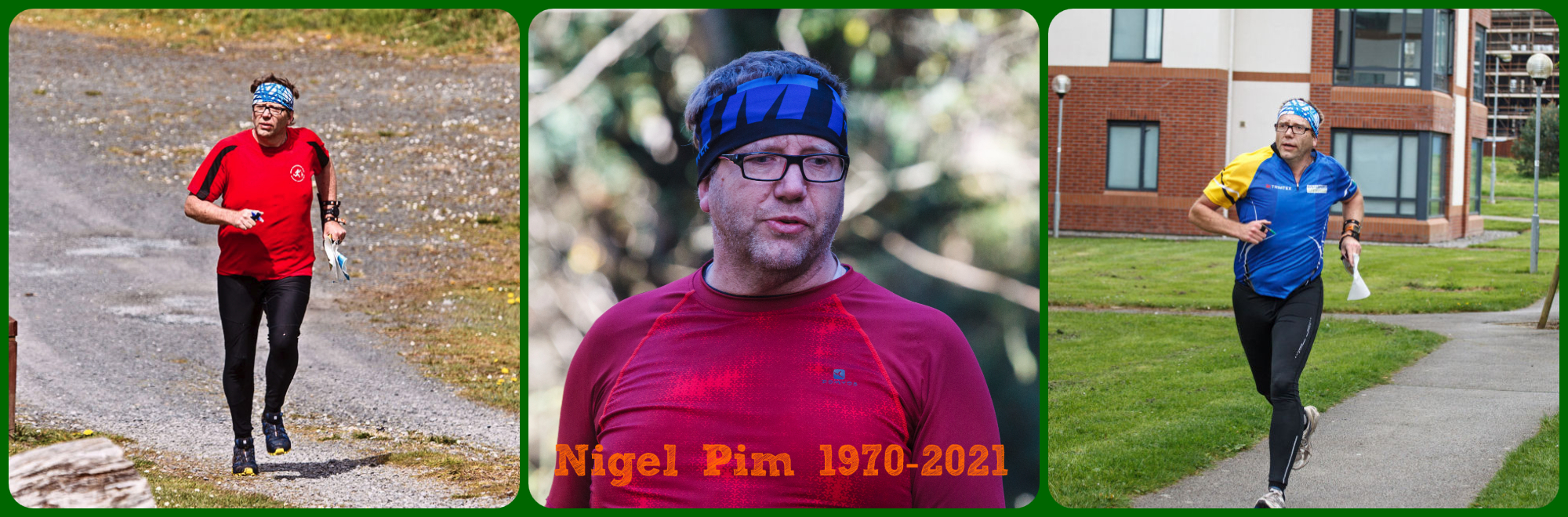 A True Family Man in a Family Sport- Nigel Pim