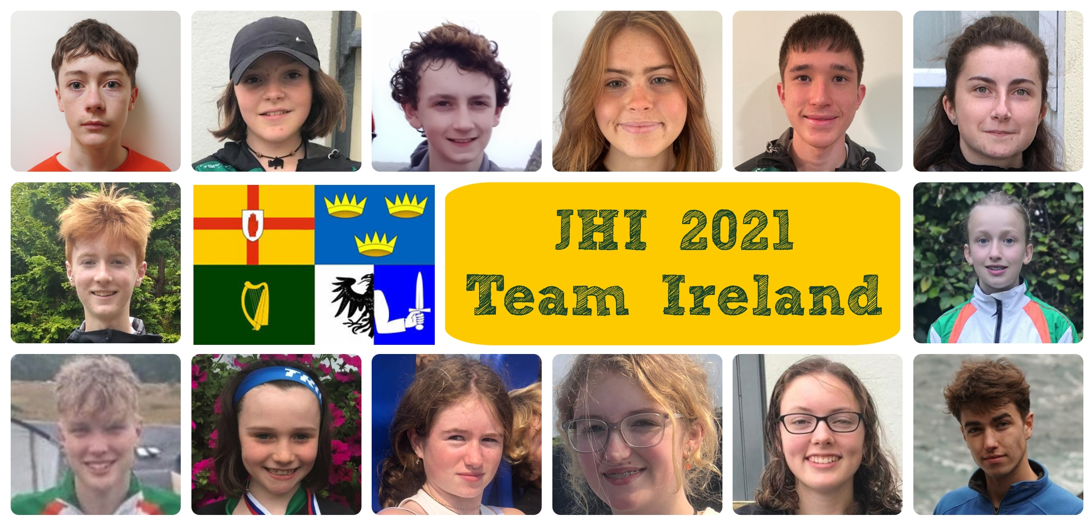 Some of the members of the team for JHI 2021